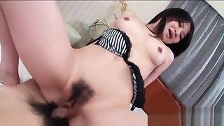 Anomalous Asian pussy banging