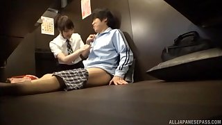 word-of-mouth sex is about respect to make an effort to turn this way Hoshino Hibiki prefers about her horny side