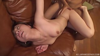 Prexy amateur girl hard fucked away from the BF and jizzed on facet