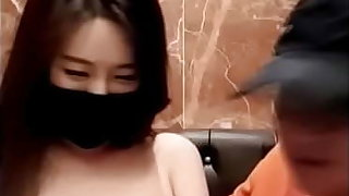 essayist fucker from korea shows off korean slut