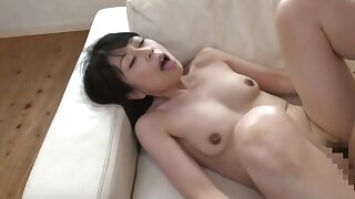 Nude home Japanese carnal knowledge for a skinny whore
